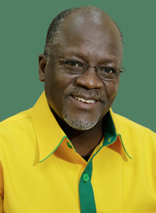 John Joseph Magufuli
