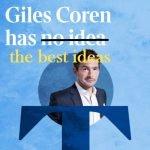 Giles Coren