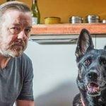 Ricky Gervais and Anti aka Brandy