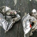 Shredded Diet Coke cans a hazard to animals and people