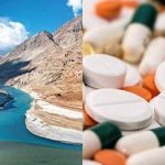 Antibiotics in rivers