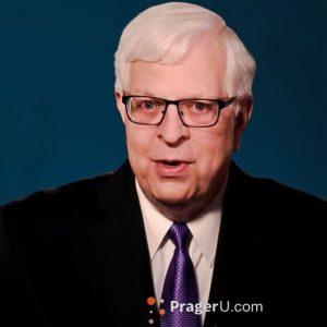 Prager on are humans more valuable than animals