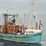 Pair trawling from Bridlington
