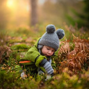 Educate children early on nature and wildlife so they connect with nature