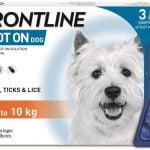 Fronline fipronil