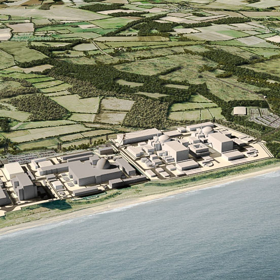 Sizewell C proposed appearance