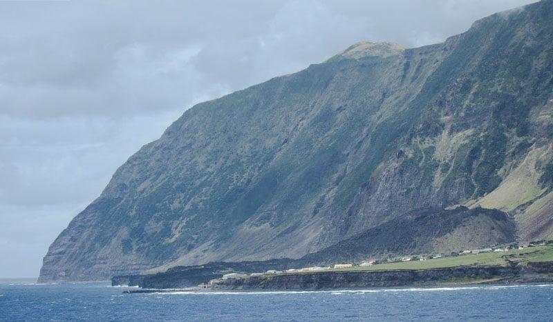 Queen Mary's Peak, Tristan da Cunha