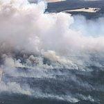Frazer Island fire 2020