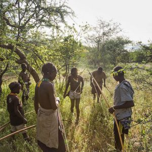 Hunter-gatherers of Tanzania 2020